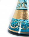 Base Egermann Tower Tribal Yunan 30 cm - Aquamarine