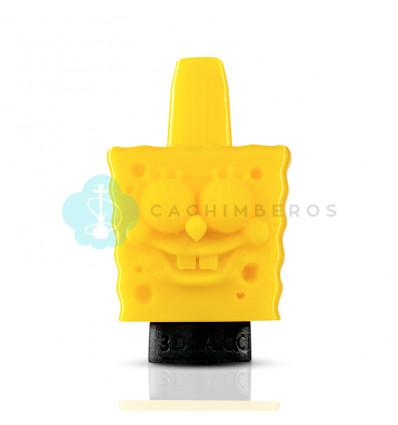 Boquilla 3D: Bob esponja