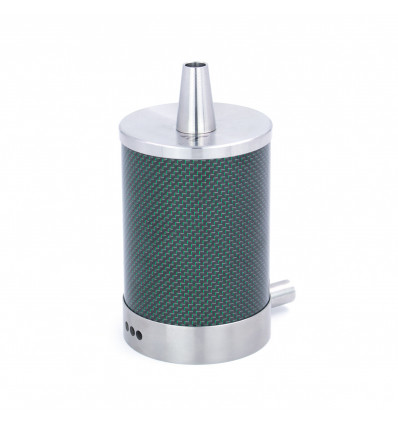 Cachimba Vyro One Carbon Green